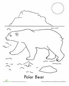 ijsbeer knutselen Google zoeken Knutsels Pinterest Winter