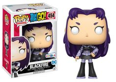 Pop! Television - Teen Titans Go! - Blackfire