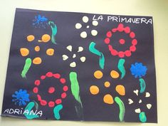 estaciones del año: primavera Tapas, Arts And Crafts, Diy Crafts, Album, Garden Crafts, Preschool Activities, Projects To Try, Painting, My Love