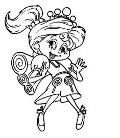 Candyland Coloring Pages Are A Great Way For Kids To Enjoy While