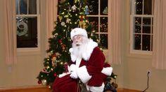 ¿Cómo crees que Santa hace todas sus entregas en Navidad?