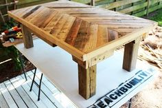 All natural. Awesome Idea. My wife said I couldnt do anything with a pallet