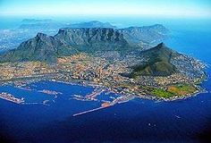 Table Mountain, recently voted as one of the 7 Natural wonders of the world, Im very priveledged to say that's where I stay :)