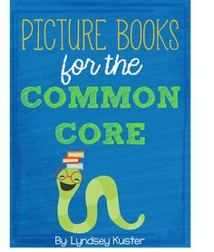 sharing some picture books I use to teach each first grade Common Core Reading Literature standard. These are not the ONLY books you can use to teach the standard, but these are ones I've found to work nicely.