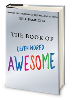 """This is an """"awesome"""" book..."""