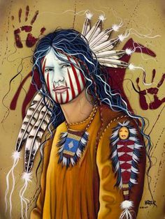 Art of Henri Peter - Native American😍 Native American Paintings, Native American Images, Native American Artists, American Indian Art, Native American History, Native American Indians, American Symbols, Native Indian, Native Art