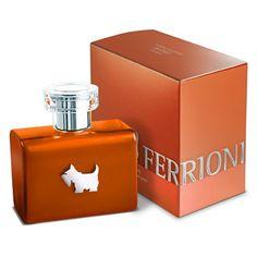 Orange Terrier Ferrioni para Hombre  #Estilo #Moda #Fragancia #Perfume #Hombre #Sears