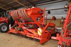 Kuhn Venta NC 4000 zaaimachine/zaaibedcombinatie gebruikt in DK-6520 Toftlund, Denemarken (dat2540998) - traktorpool.nl - gebruikte landbouwmachines