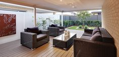 The ideal place to entertain a group of friends or family. This spacious outdoor area is an absolute must! On display in Piara Waters, Perth WA.