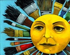 """Women Artists""    http://lindaapple.blogspot.com/2010/03/cbs-sunday-morning-sun-women-artists.html"