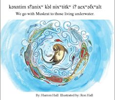 Written by Harron Hall and illustrated by Ron Hall World Wetlands Day, Interactive Stories, Natural Curiosities, Underwater Creatures, The Book, Illustration, Artwork, Names, English