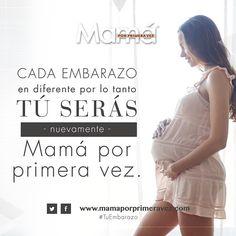 Cada uno de tus #bebés, será tu primer bebé ya que cada #embarazo es diferente, por lo tanto cada #bebé tiene su propia personalidad y carácter y tú serás una #mamá diferente para cada uno de tus bebés. Por eso siempre eres #MamáPorPrimeraVez   http://www.mamaporprimeravez.com/tu-esencia/