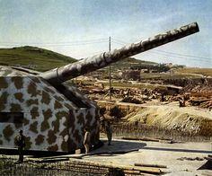 German fortifications at the Pas de Calais.  Atlantic Wall.