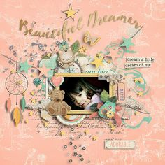 Little Dreamer by Amber Shaw and Blagovesta Gosheva @ http://www.sweetshoppedesigns.com/sweetshoppe/product.php?productid=31253 Thanks for looking!