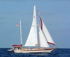 1983 Used Bayfield Yachts Cutter Ketch