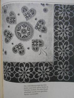 ドイツホワイトワーク・図案・カットワーク刺繍・シュヴァルム刺繍・ヒーダボー-BookShop赤ずきん