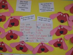 Cute Compare/Contrast Reading activity with a smidge of Writing