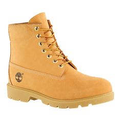 Compare best value Timberland 10066 Basic Waterproof Boot Men's Wheat Nubuck Leather. Timberland Boots Outfit, Timberland Mens, Tims Boots, Man Boots, Timberland Premium, Timberland Classic, Combat Boots, Timberland Waterproof Boots, Yellow Boots
