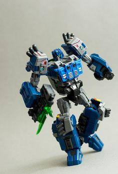 Transformers Fansproject Steelcore