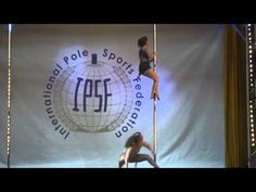 Enchanted - Doubles WINNERS ❤ World Pole Sport Championship 2012 London