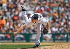 Max Scherzer... he's on the mound tonight!  Bring it, Boston!