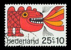Netherlands, 1968 // designer: R.D.E. Oxenaar.