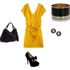 i love yellow, so much.