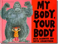 Books about the body; could be for health and nutrition week as well