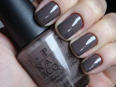 """OPI - """"You Don't Know Jacques!"""" I'm not really in to fingernail color, but I WANT this for my toes!"""