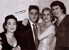 Elvis at the Moulin Rouge in Paris in march 4 1959.