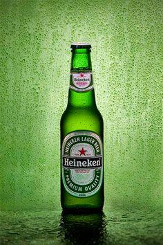 Heineken Bottle Android Wallpaper HD