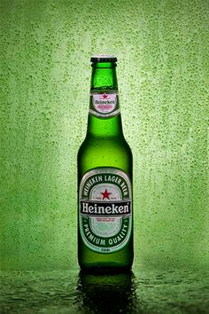 Heineken Bottle Android Wallpaper HD