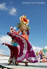 Fiesta de la Guelaguetza,Oax.