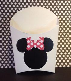 Minnie French Fry Box on Etsy, $3.75