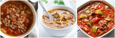 Keep warm with these healthy soup recipes. From chicken soups to vegetable soups and lentil soups, there are plenty of nourishing soups to choose from here. Cooks Slow Cooker, Healthy Slow Cooker, Slow Cooker Soup, Best Healthy Soup Recipe, Healthy Soups, Healthy Food, Chicken Zoodle Soup, Chicken Soups, Southwest Chicken Soup