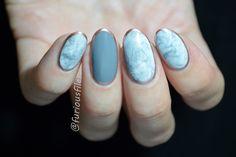 Nailpolis Museum of Nail Art | Stamper marble by furiousfiler