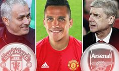 cool Man United transfer news: Jose Mourinho plots shock move for Arsenal star Alexis Sanchez | Football | Sport Check more at https://epeak.info/2017/03/11/man-united-transfer-news-jose-mourinho-plots-shock-move-for-arsenal-star-alexis-sanchez-football-sport/