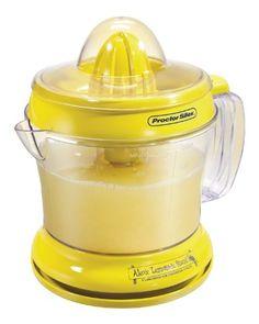 Proctor Silex 66331 Alex's Lemonade Stand Citrus Juicer, 34 oz – KITCHEN APPLIANCES