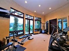 home fitness room - Yahoo Image Search Results
