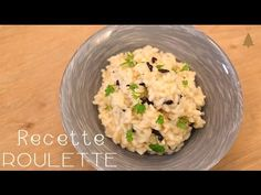 Risotto à la truffe ! - YouTube