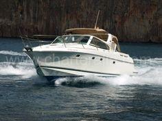 Jeanneau Prestige 34 yacht charter in Ibiza