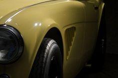 1961 Austin-Healey 3000 - Ex Derek Parks 3000 | Classic Driver Market