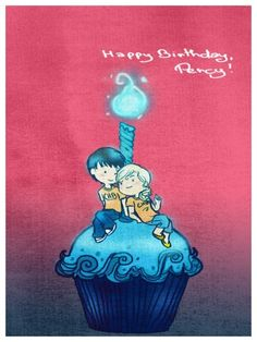 I know it's a day late, but HAPPY BIRTHDAY PERCY!!!! Yesterday I wore my CHB shirt and got the new book :)