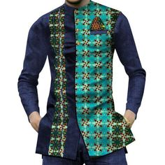 African fashion is available in a wide range of style and design. Whether it is men African fashion or women African fashion, you will notice. African Dashiki, African Fashion Ankara, African Fashion Designers, African Print Fashion, Africa Fashion, Ghana Fashion, African Wear Styles For Men, African Shirts For Men, African Attire For Men
