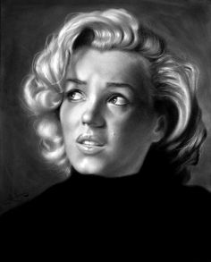 Marilyn Monroe - Portraitz