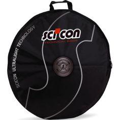 Bolsa para una rueda Scicon - Black   Bolsas para bicis