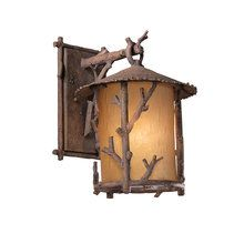 Buy the Troy Lighting Hickory Direct. Shop for the Troy Lighting Hickory Country / Rustic One Light Dark Sky Outdoor Wall Sconce from the Cheyenne Collection with Frosted Amber Seeded Glass and save. Porch Lighting, Rustic Lighting, Home Lighting, Outdoor Lighting, Troy Lighting, Outdoor Lamps, Exterior Lighting, Lighting Ideas, Rustic Light Fixtures