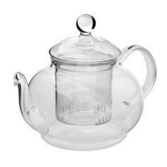 Eetrite Glass Teapot with Infuser 600ml - Yuppiechef