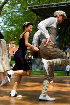 Governors Island Jazz Age Lawn Party