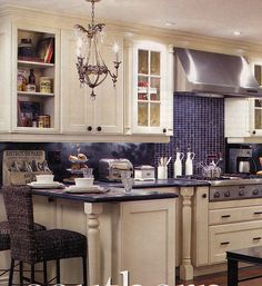 A Candace Olson kitchen.